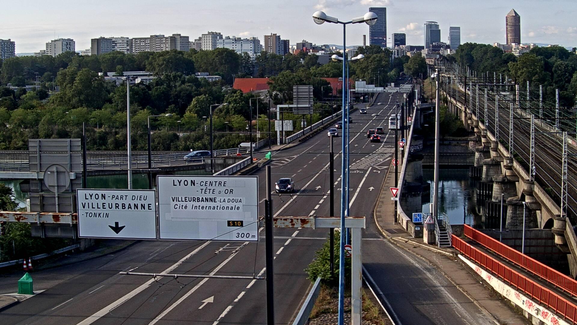 Lyon - Pont Poincaré